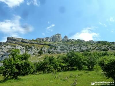 Sierra Toloño,Rioja Alavesa; parque muniellos rutas monasterio de piedra ruta peña trevinca